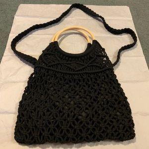 American Eagle Knit Bag